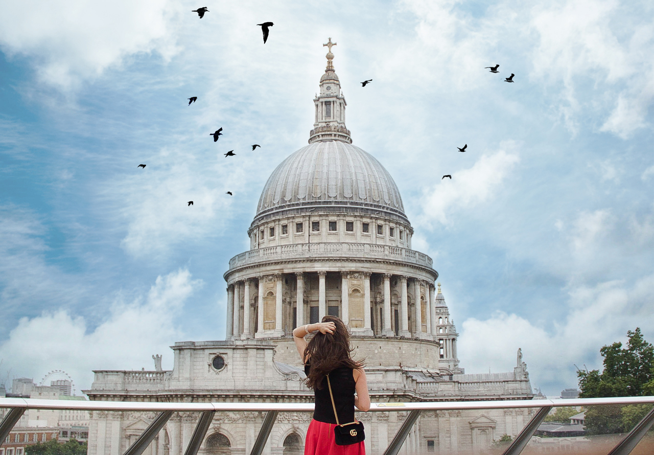 8 reasons why London is the perfect Valentine's getaway