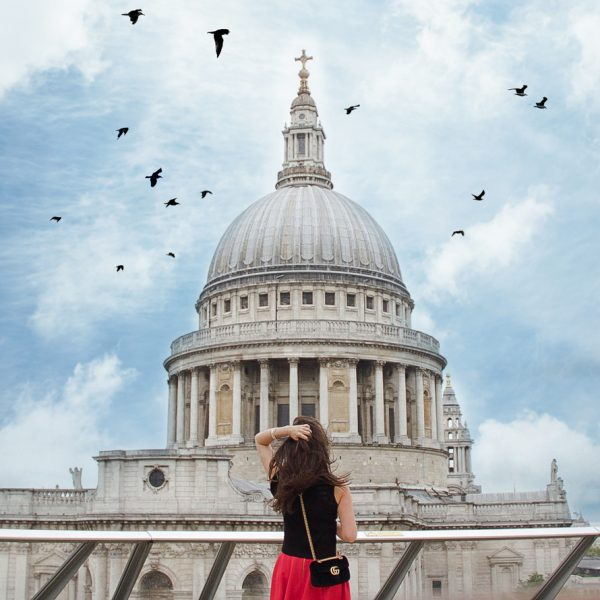 8 reasons why London is the perfect Valentine getaway