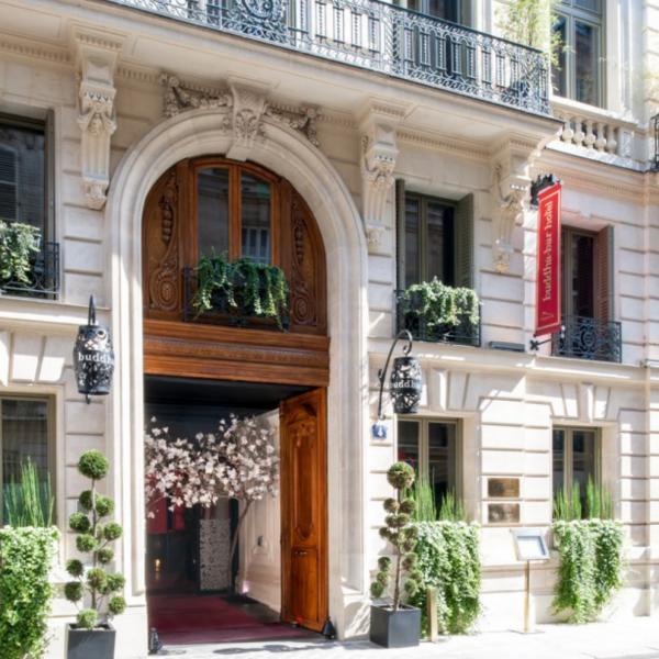 Luxury hotels: The Buddha-Bar Hotel Paris